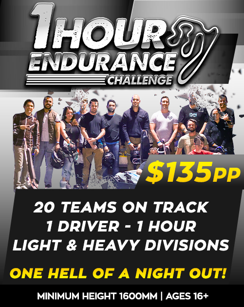 One Hour Endurance Challenge
