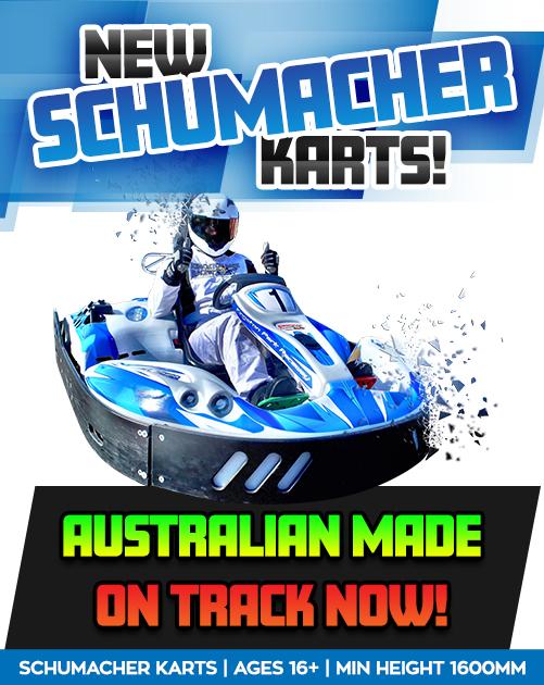 new-schumacher-go-kart