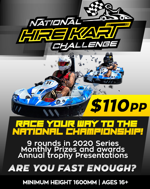 National Hire Kart Challenge