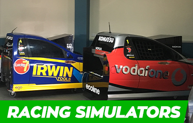 Racing Simulators at Kingston Park Raceway