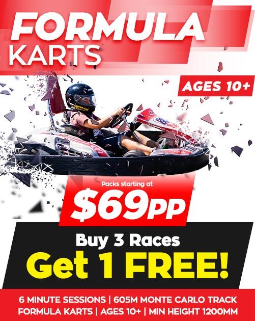 Kingston-Park-Raceway-Formula-Go-Karts-School-Holiday-Offer